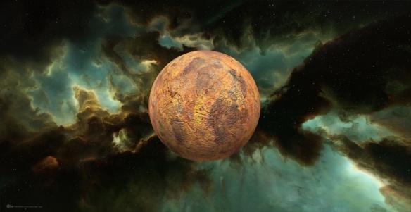 EVE Incursion Planets007