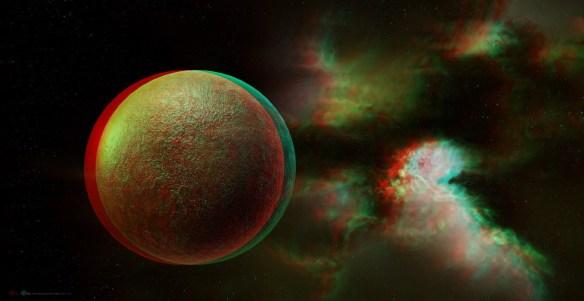 3D HYBRID EVE Planets Part 013