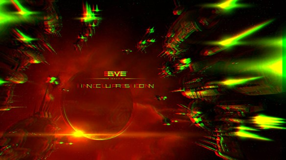 EVE Online Incursion 3D Wallpaper